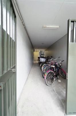 【駐輪場】DIKマンション浦和