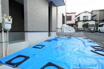 【駐車場】新築戸建て さいたま市第10南区太田窪