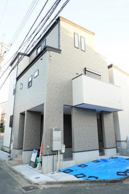 【外観】新築戸建て さいたま市第10南区太田窪