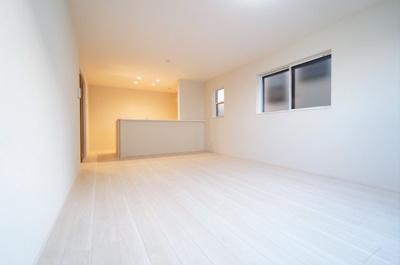 【居間・リビング】新築戸建て さいたま市第10南区太田窪