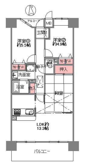 ファミール阿倍野昭和町