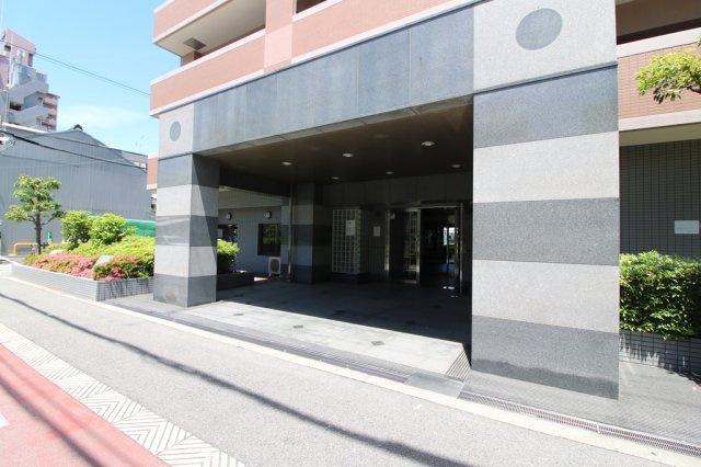 【エントランス】ファミール阿倍野昭和町