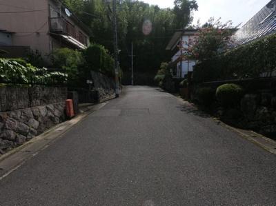 前道(令和3年8月撮影)