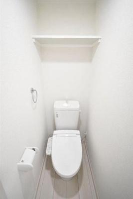【トイレ】グランクオール椎名町
