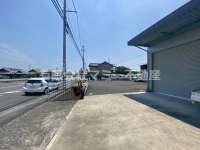 【周辺】菰野町事務所付倉庫