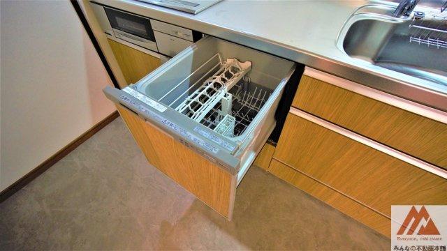 【キッチン】ビブレマンション諏訪野