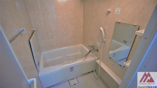 【浴室】ビブレマンション諏訪野