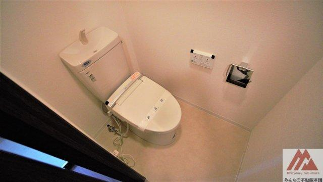 【トイレ】ビブレマンション諏訪野
