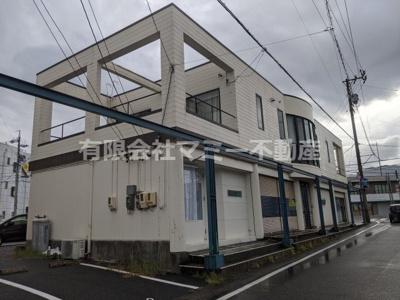 【外観】菰野町福村店舗事務所