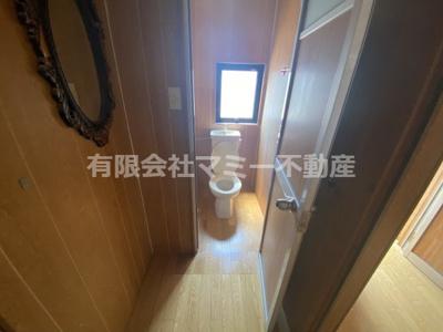 【トイレ】菰野町福村店舗事務所