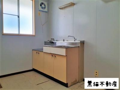 【キッチン】二村ハイツ