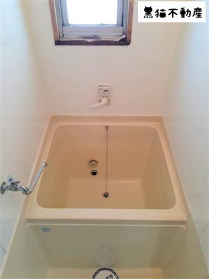 【浴室】二村ハイツ