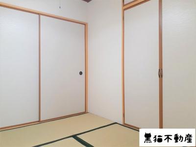 【和室】二村ハイツ