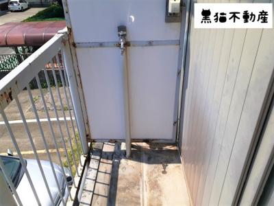 【設備】二村ハイツ