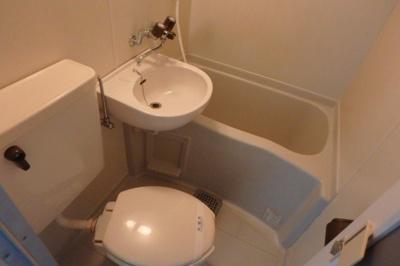 【浴室】ウィスタリア神戸