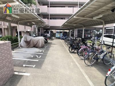 【駐輪場】プレステージ西神戸Ⅴ