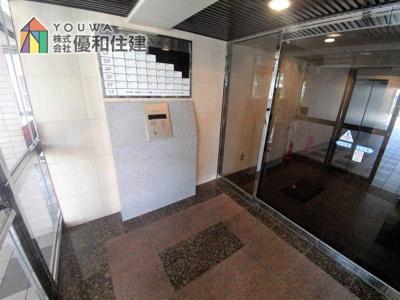 【エントランス】プレステージ西神戸Ⅴ