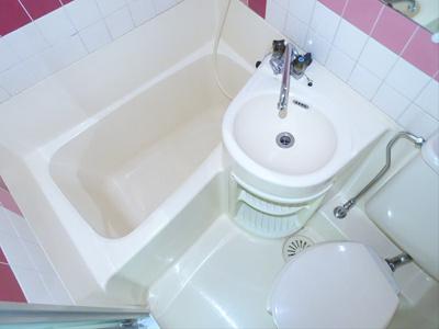 【浴室】トップ明大前第3