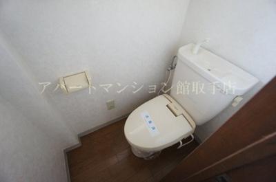 【トイレ】佐貫ルビーハイムⅠ