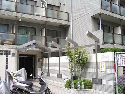 【エントランス】ペガサスマンション渋谷本町第一