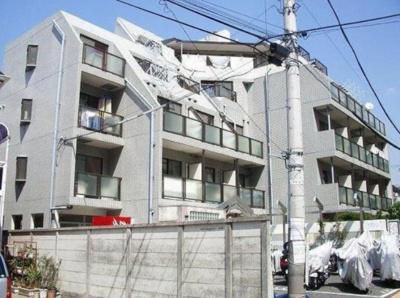 【外観】ペガサスマンション渋谷本町第一