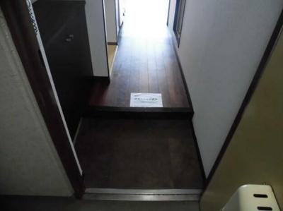 【玄関】ペガサスマンション渋谷本町第一