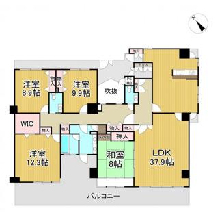 移瀬ガーデンハイツ 10階