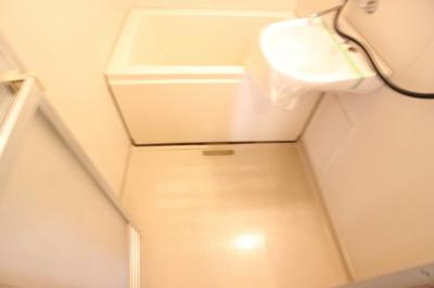 【浴室】ナカツハイツ