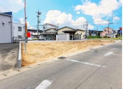 【外観】東海市加木屋町小清水の新築戸建て1号棟
