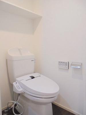 【トイレ】スカイコートパレス小竹向原