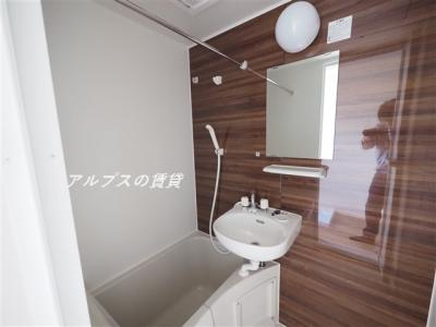 【浴室】ライフアップ杉田