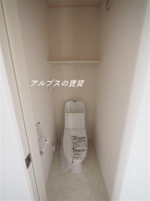 【トイレ】ライフアップ杉田
