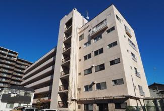 【外観】多摩佐佐木第1マンション オーナーチェンジ物件