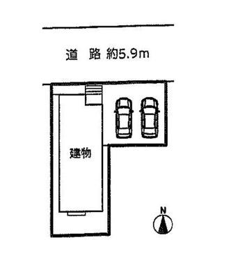 【区画図】大治町花常8期 ★仲介手数料無料★