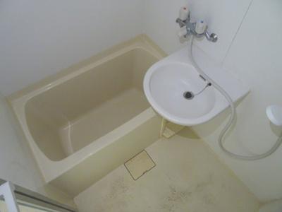 【浴室】リバーサイドハイツC