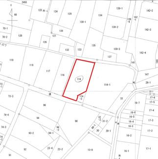 【土地図】南町土地