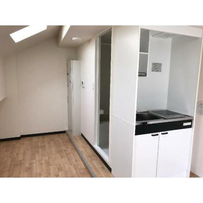 【キッチン】ベルハイム東長崎