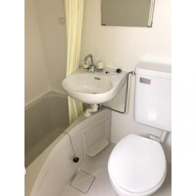 【浴室】ベルハイム東長崎