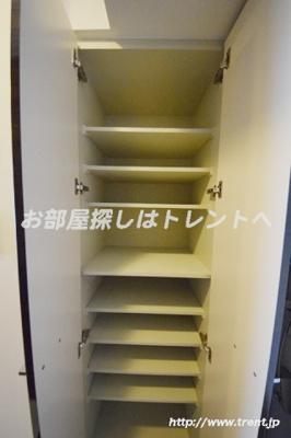 【玄関】アップルレジデンス水道橋【APPLE RESIDENCE】