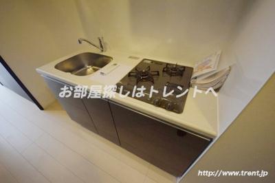 【キッチン】アップルレジデンス水道橋【APPLE RESIDENCE】
