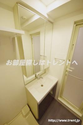 【独立洗面台】アップルレジデンス水道橋【APPLE RESIDENCE】