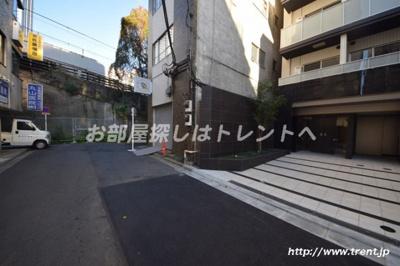 【外観】アップルレジデンス水道橋【APPLE RESIDENCE】