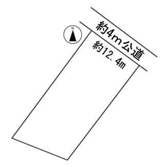 【区画図】56911 岐阜市白菊町土地