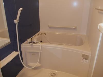 【浴室】グリーンヒルウチウミ