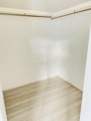 【施工例】南向き6帖の洋室です。