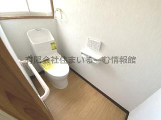 【トイレ】島東鈴木様貸家