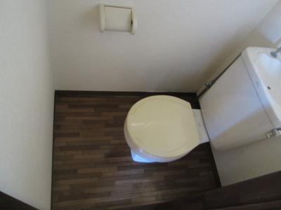 【トイレ】ドミール・トミA