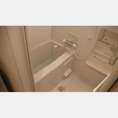 【浴室】グリーンサイド