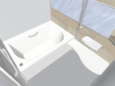 【浴室】つくば市上郷 中古戸建