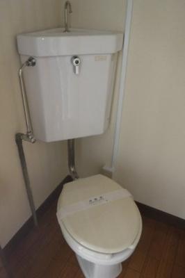 【トイレ】市村ハイツ